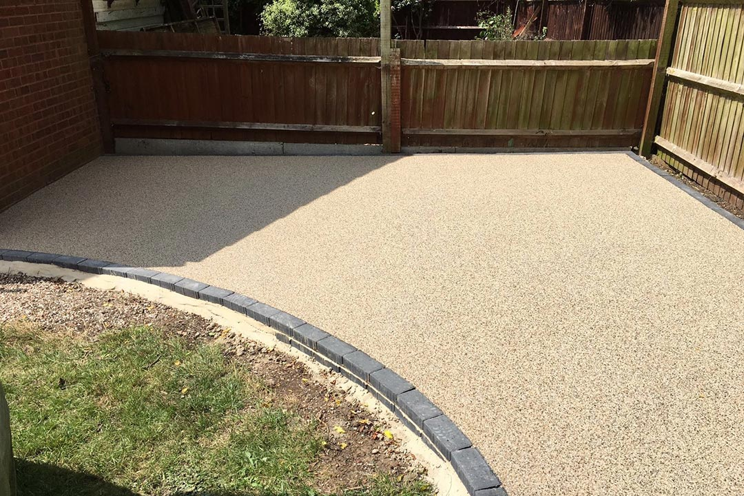 Resin Driveway Wickford Company